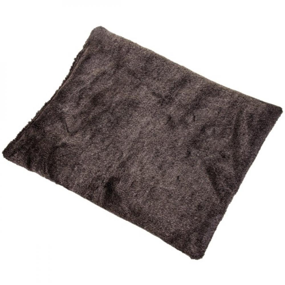 Купить Накидка сиденья skyway arctic искусственный мех, мутон, 1 шт, без спинки, серый s03003001,