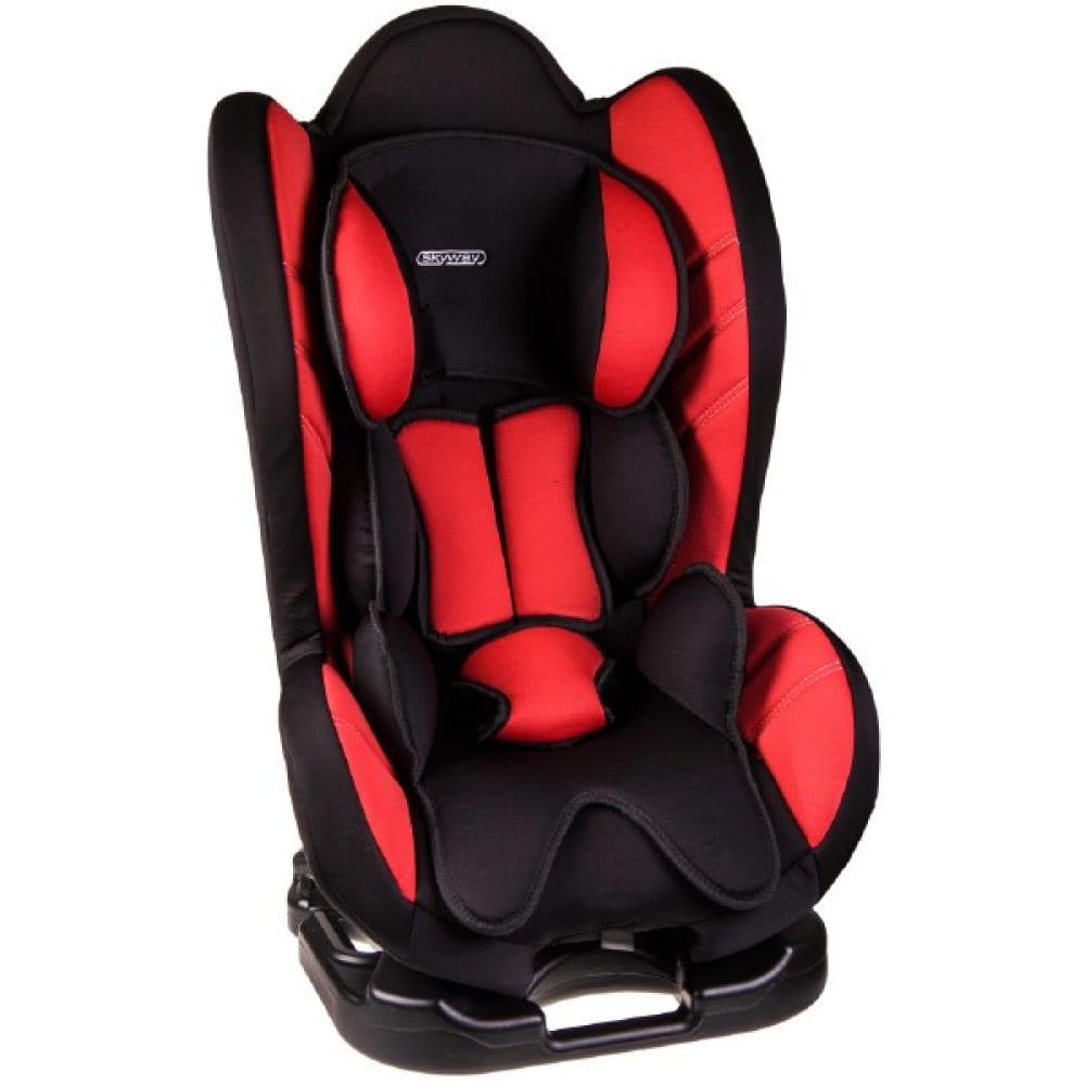 Купить Детское автокресло skyway непоседа черно/красное s02801028