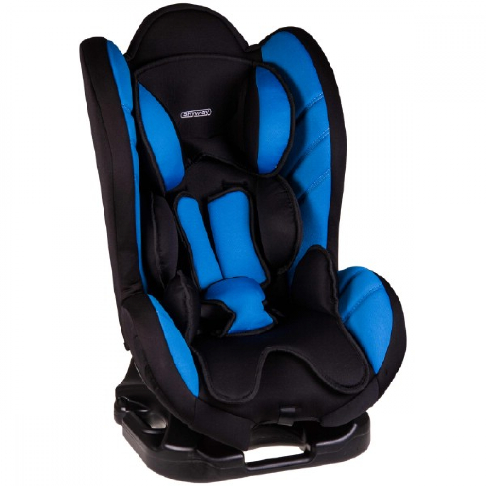 Купить Детское автокресло skyway непоседа черно/синее s02801030