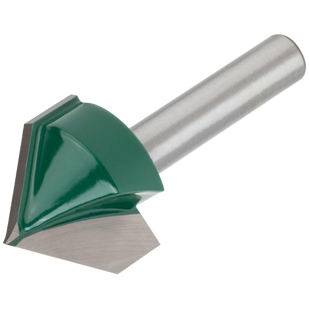 Фреза пазовая v образная (25х20.7х55.7 мм)