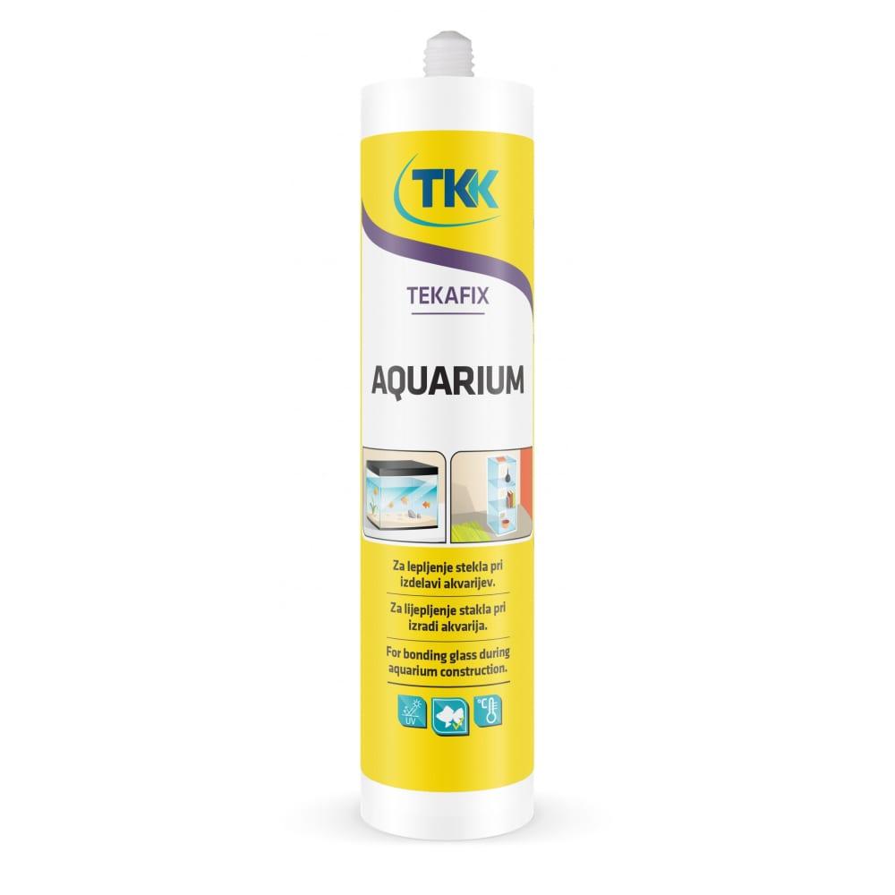 Купить Клей-герметик для аквариумов ткк tekafix aquarium прозрачный 50722