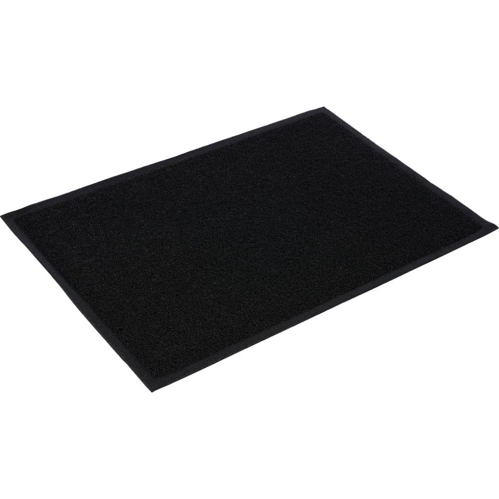 Купить Пористый коврик vortex 60х90 см, черный 22198