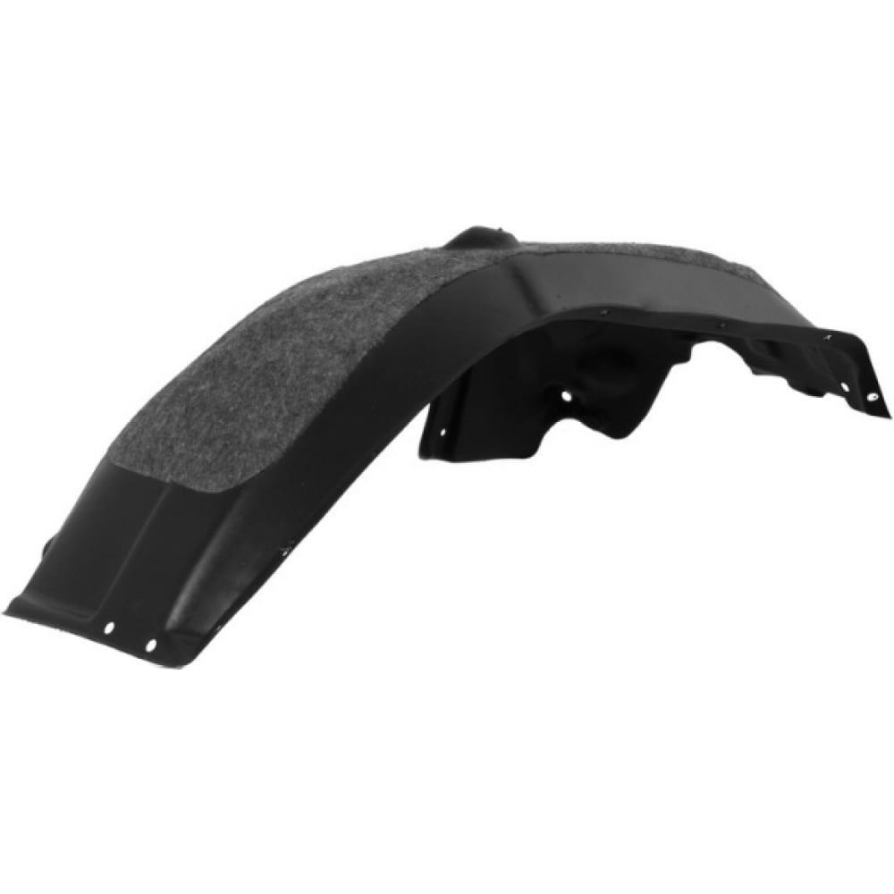 Подкрылок передний правый с шумоизоляцией totem jeep wrangler, 2018- передний правый тотем.s.24.02.002