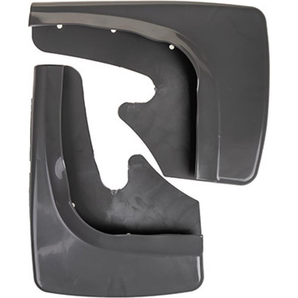 Купить Универсальные брызговики skyway серые, 2 штуки, в пакете s05201020