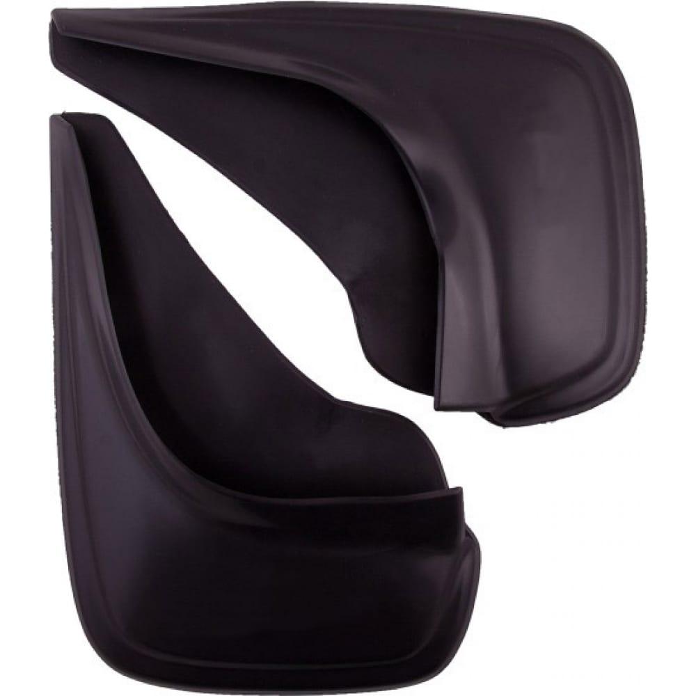 Купить Универсальные брызговики skyway черные, 2 штуки, в блистере s05201001