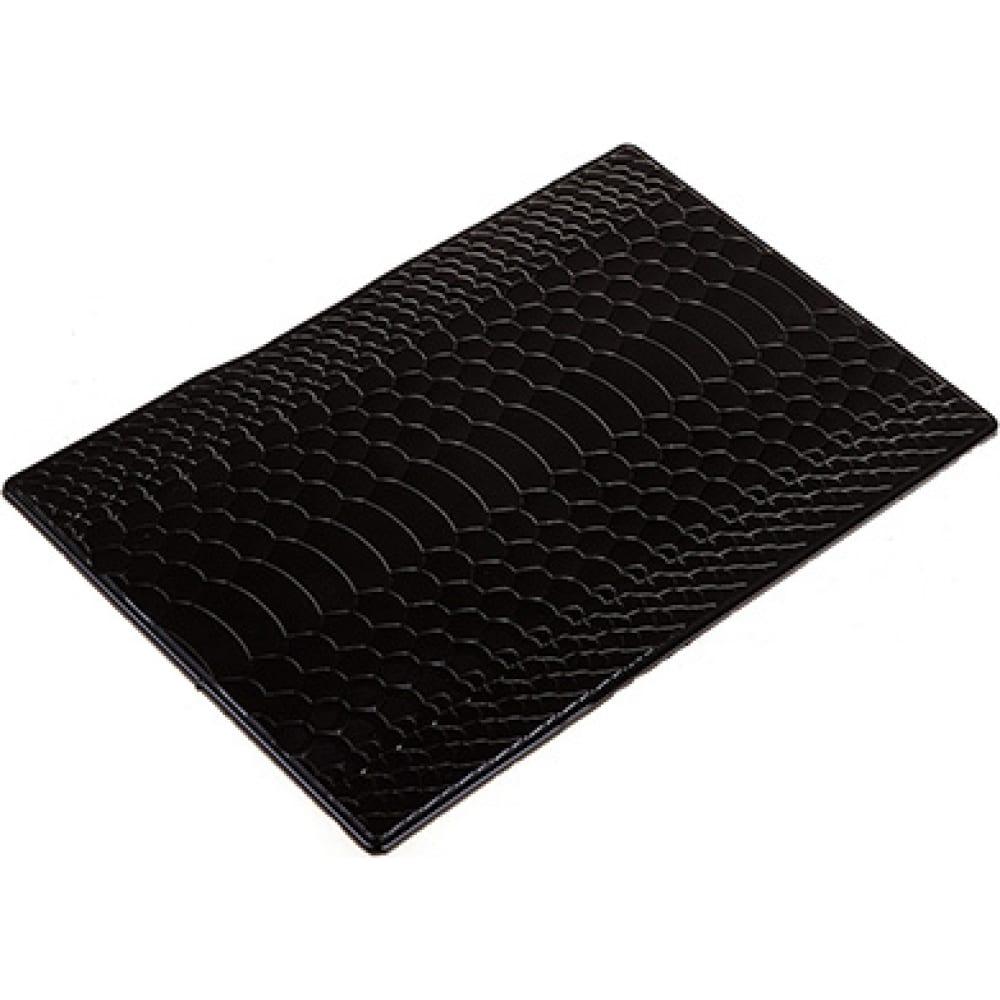Купить Противоскользящий коврик на панель skyway плоский, принт питон, 195x120x4 мм s00401033