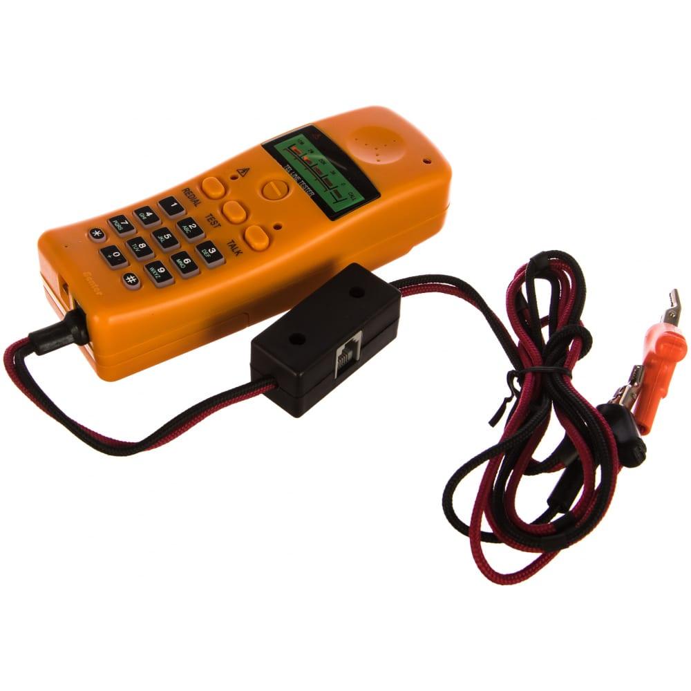Мини трубка для тестирования телефонных линий lanmaster