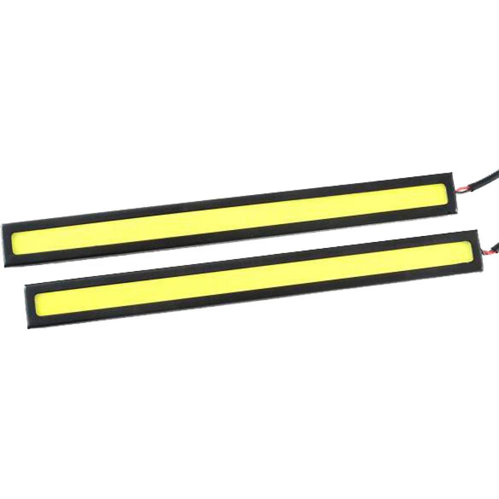 Ходовые огни skyway 12v, cob диод, 2 штуки, s01501032  - купить со скидкой