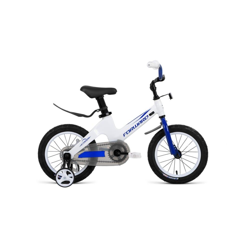Велосипед forward cosmo 14 2019 2020, белый