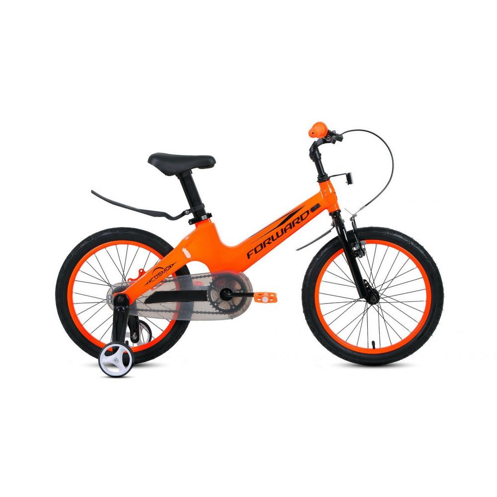 Велосипед forward cosmo 18 2019 2020, оранжевый