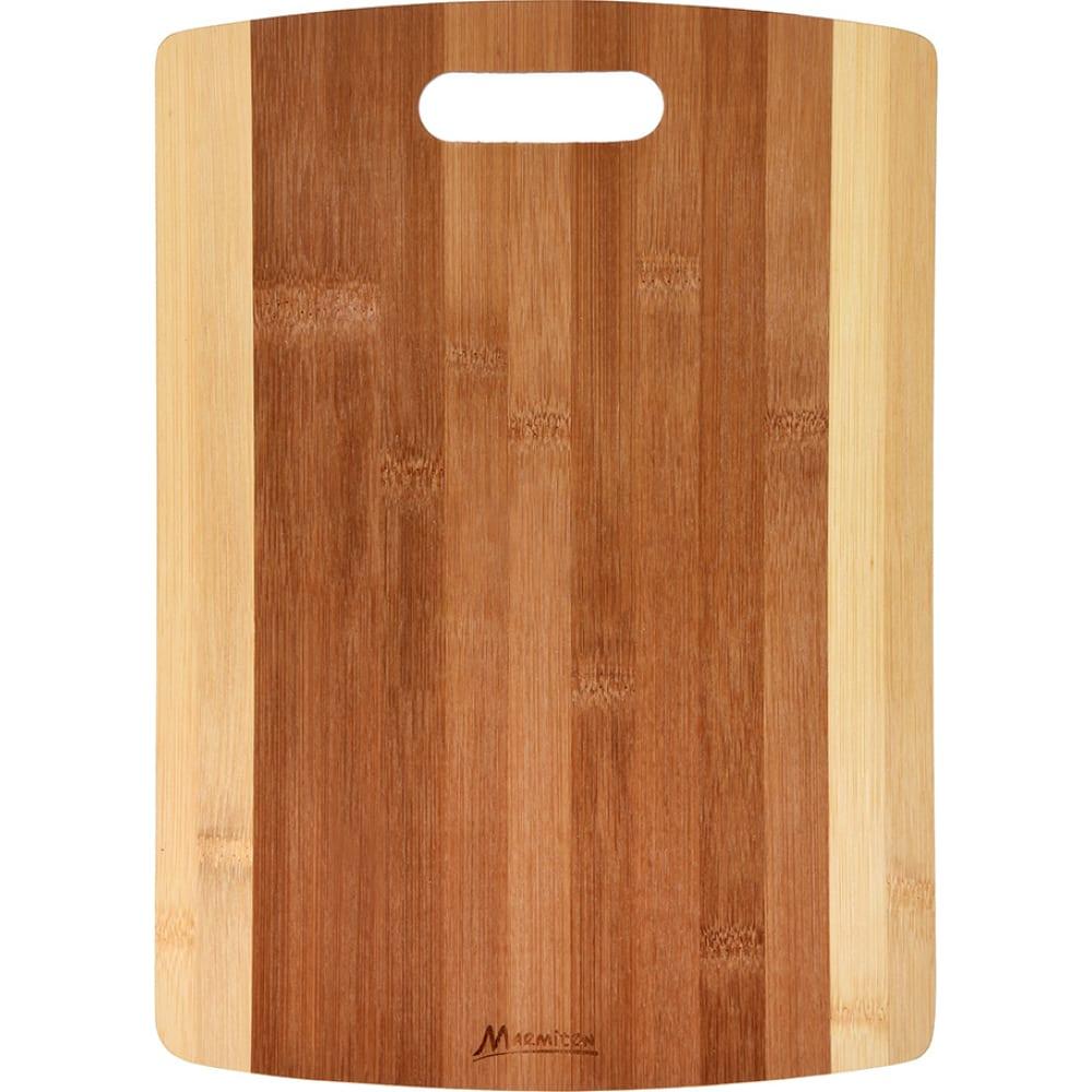 Разделочная бамбуковая доска marmiton 35х25 см 17136