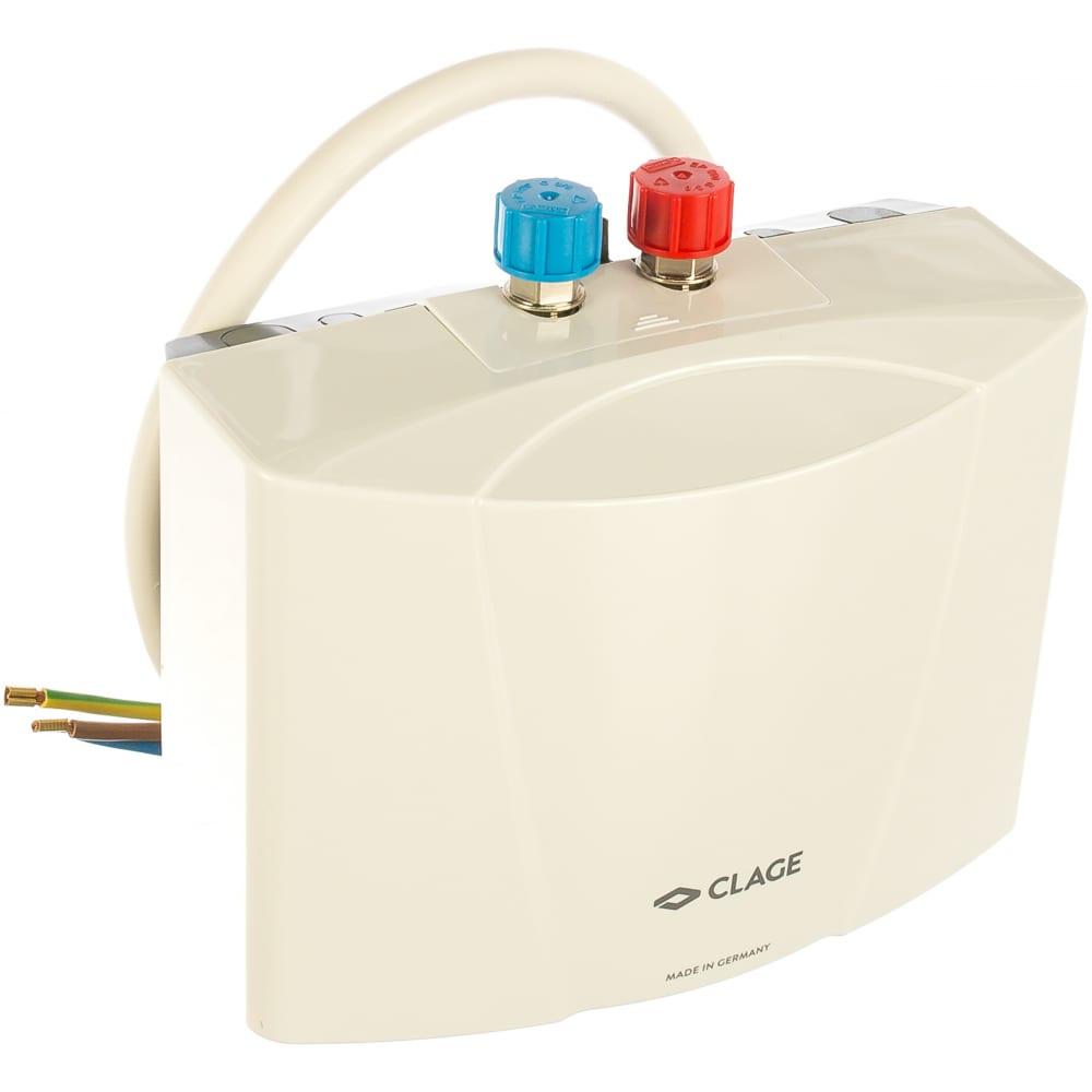 Проточный водонагреватель clage mbh 6 039517