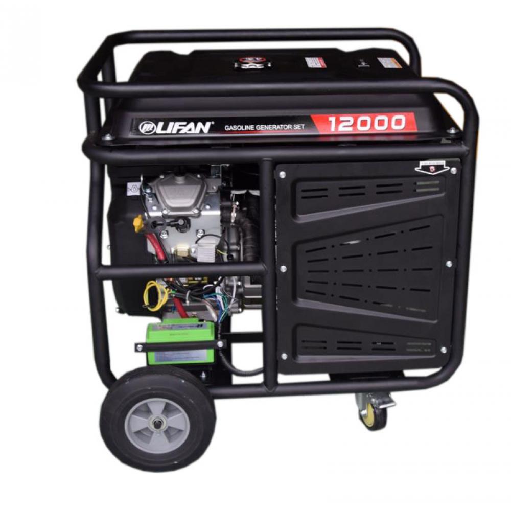 Бензиновый генератор lifan 12000e