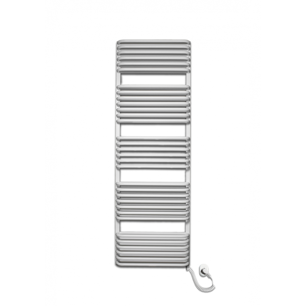 Купить Электрический полотенесушитель luxrad salto max 1600*530 мм, белый, с терморегулятором selmo pad 063623