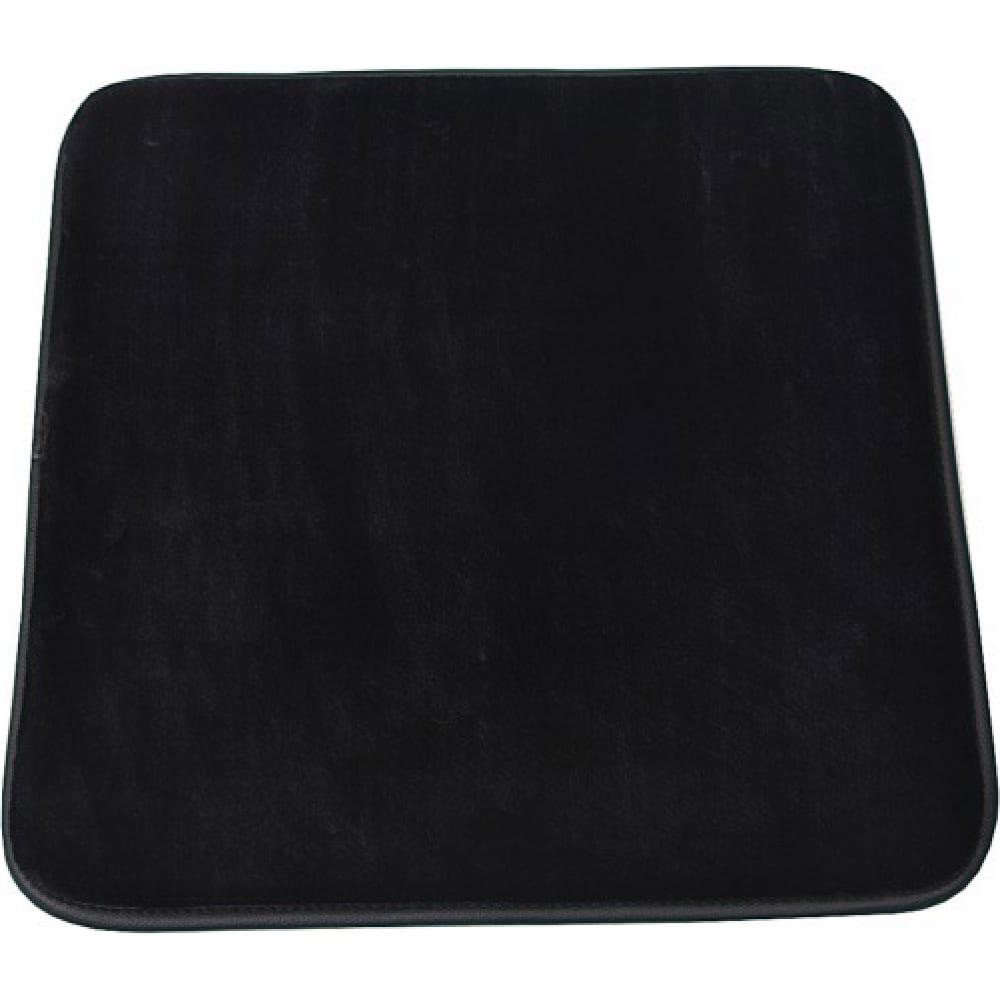 Купить Накидка для сиденья skyway, искусственный мех, без спинки, черный, 2 предмета, s03002001