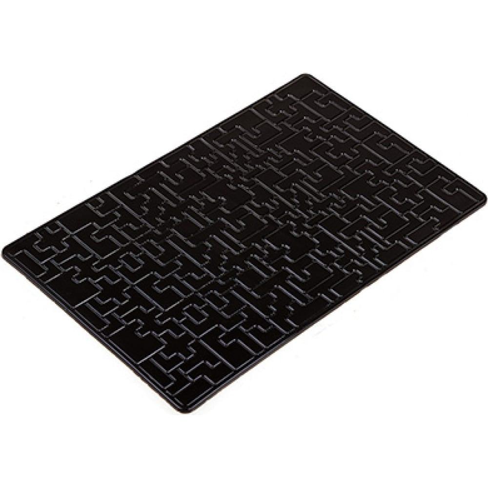 Купить Коврик на панель skyway противоскользящий, плоский, принт тетрис, 195*120*4 мм s00401031