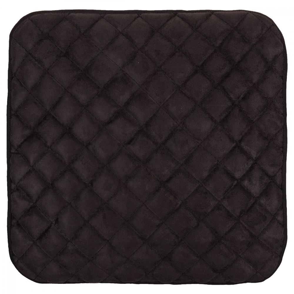 Накидка сиденья skyway expensiv без спинки, алькантара, черная s01304006  - купить со скидкой