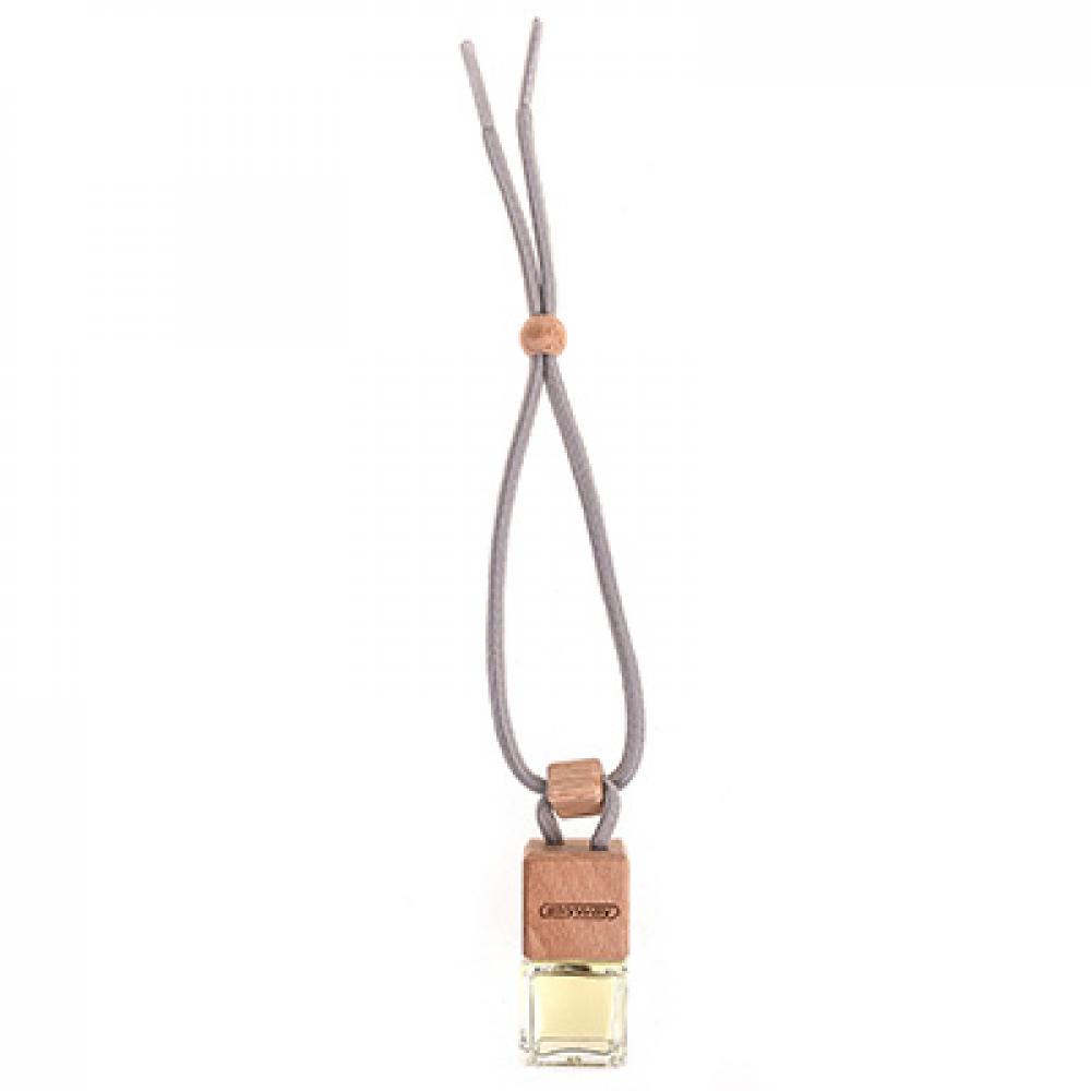 Купить Ароматизатор подвесной skyway бутылочка с деревянной крышкой, cube, 6.5 мл, тропическая ночь s03401044