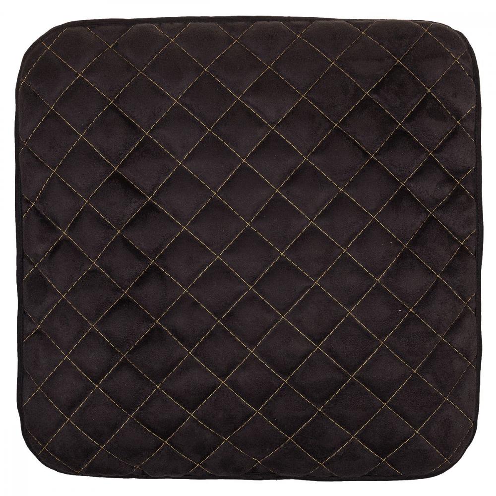 Купить Накидка сиденья skyway expensiv без спинки, алькантара, черная s01304004
