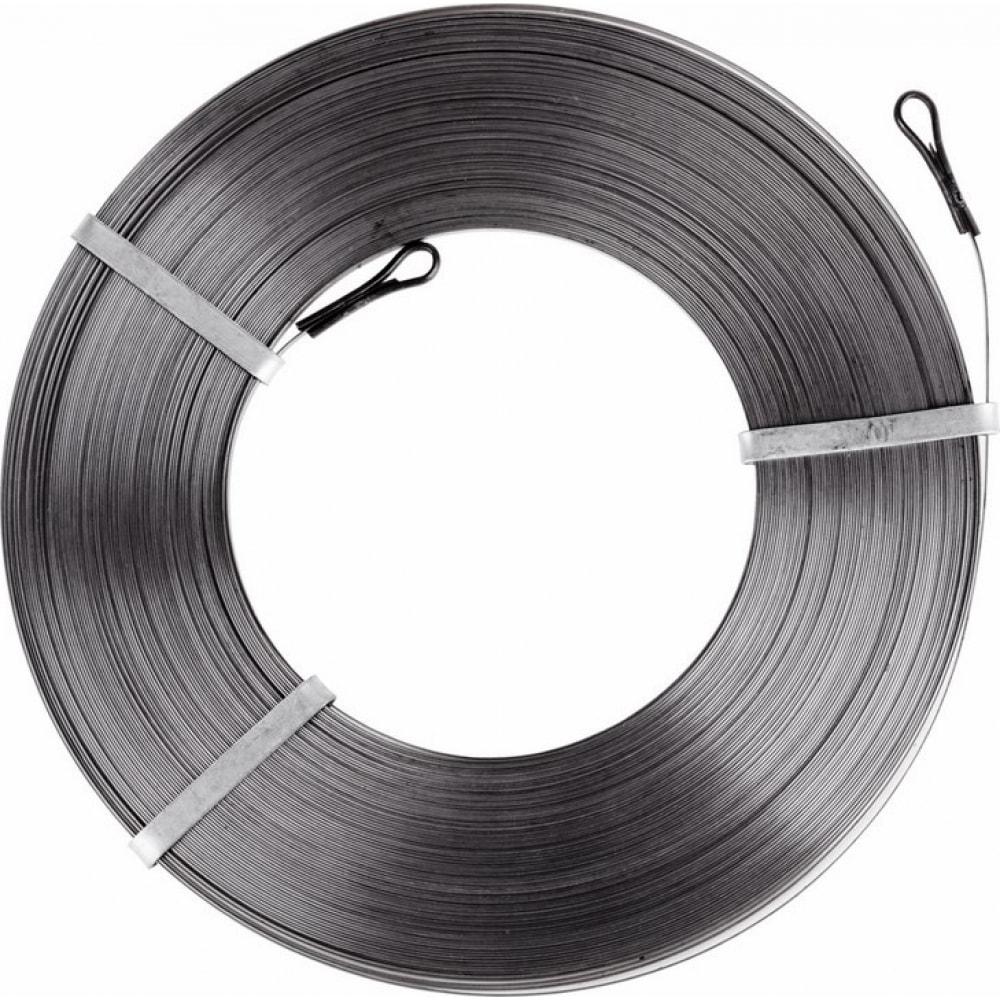 Кабельная протяжка proconnect плоская, 30 м, 3.2х0.5 мм 47-5030-6
