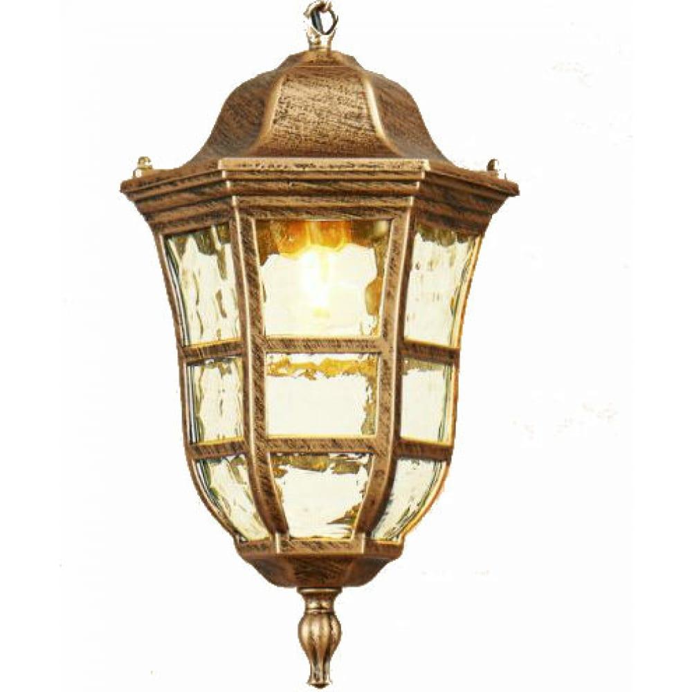 Купить Садово-парковый светильник elektrostandard dorado h черное золото gl 1013h a043642