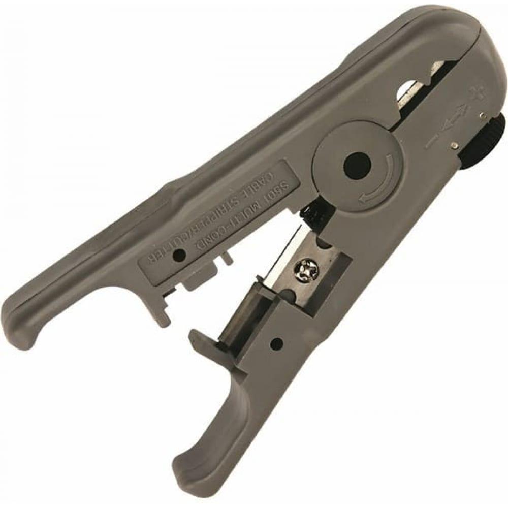 Инструмент для зачистки и обрезки витой пары proconnect ht-s-501b 12-4042-4