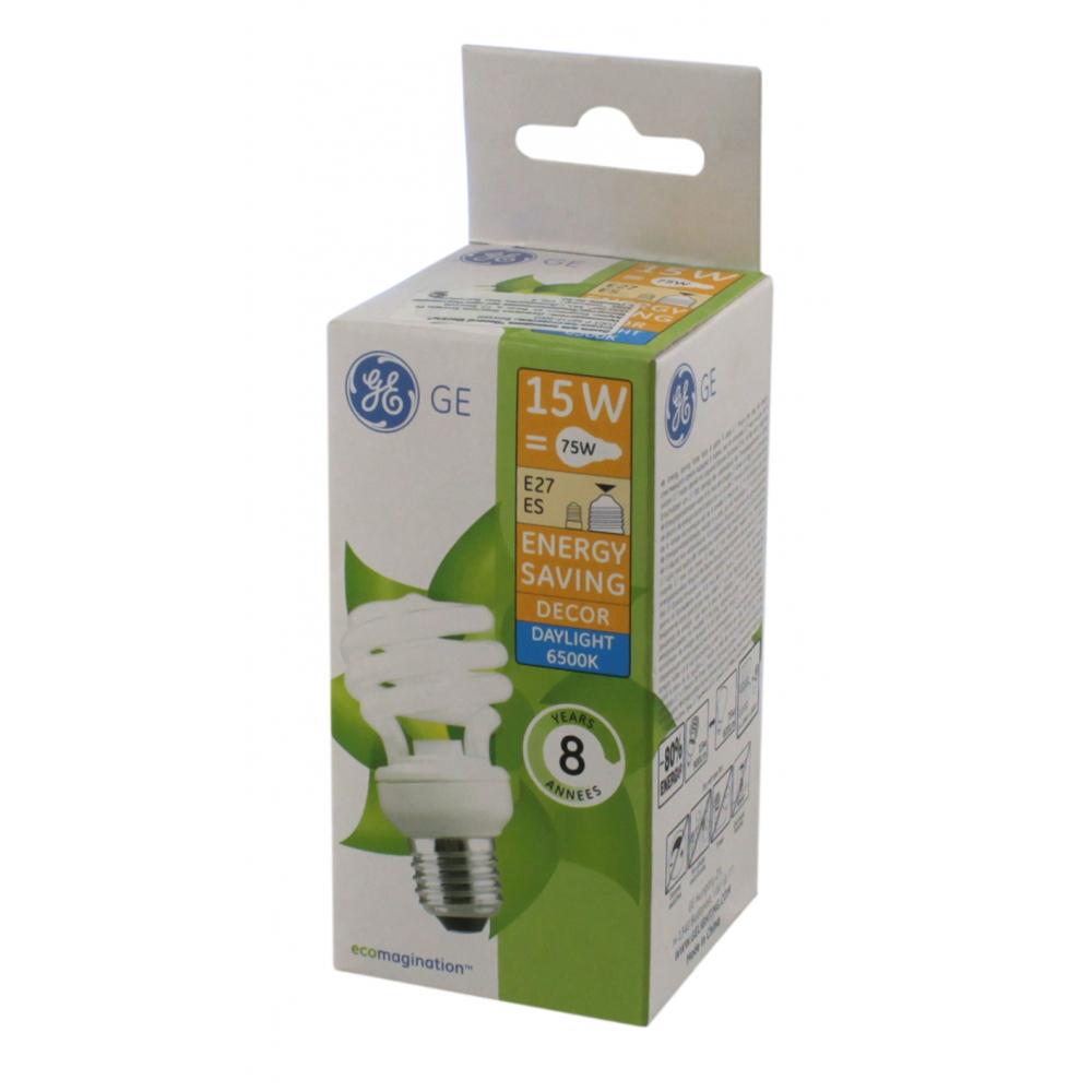 Люминесцентная лампа general electric ge fle15hlx/t2/865e27 10y71006