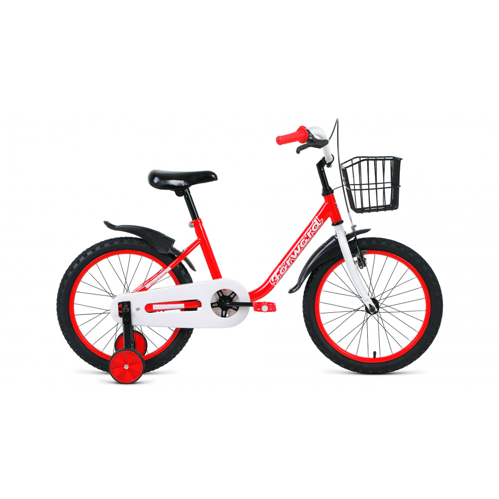 Велосипед forward barrio 18, 2019 2020, красный
