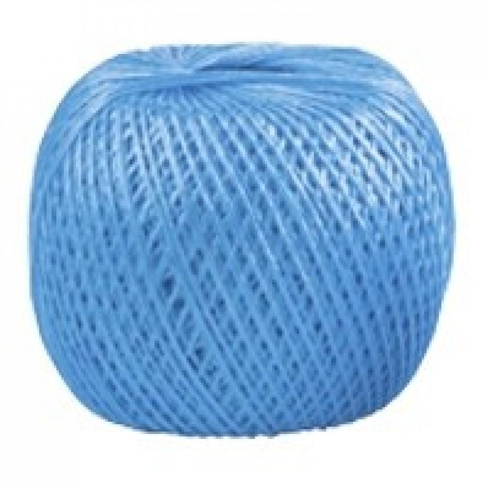 Купить Полипропиленовый шпагат сибртех синий, 400 м, 1200 текс 93981