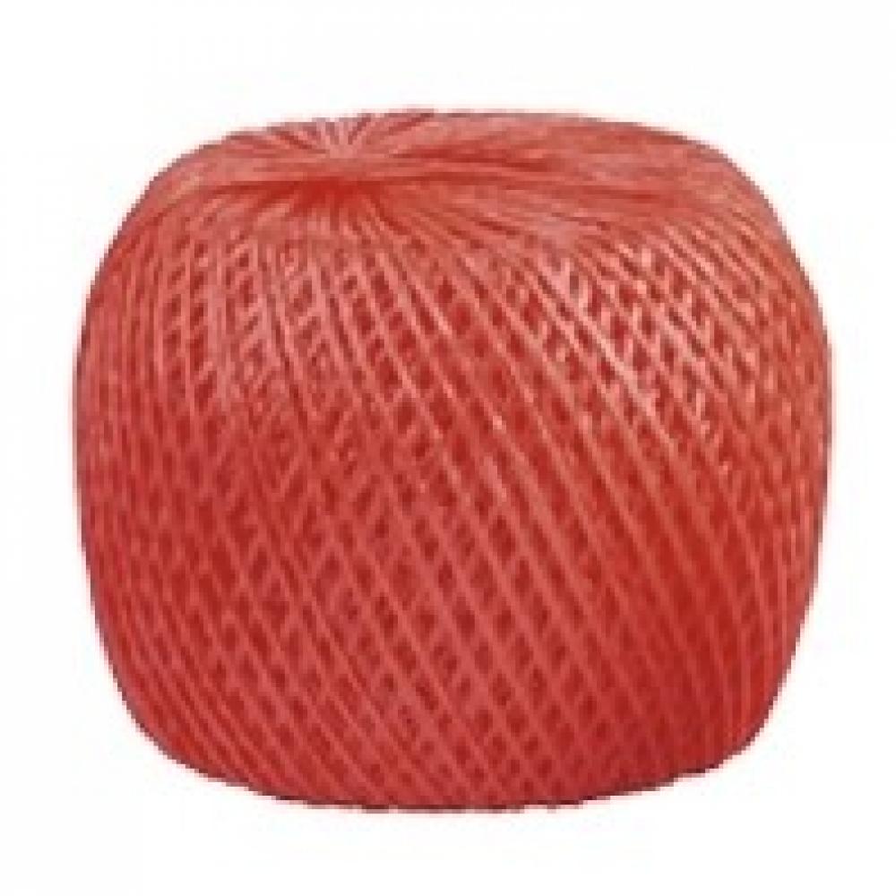 Купить Полипропиленовый шпагат сибртех красный, 400 м, 1200 текс 93983