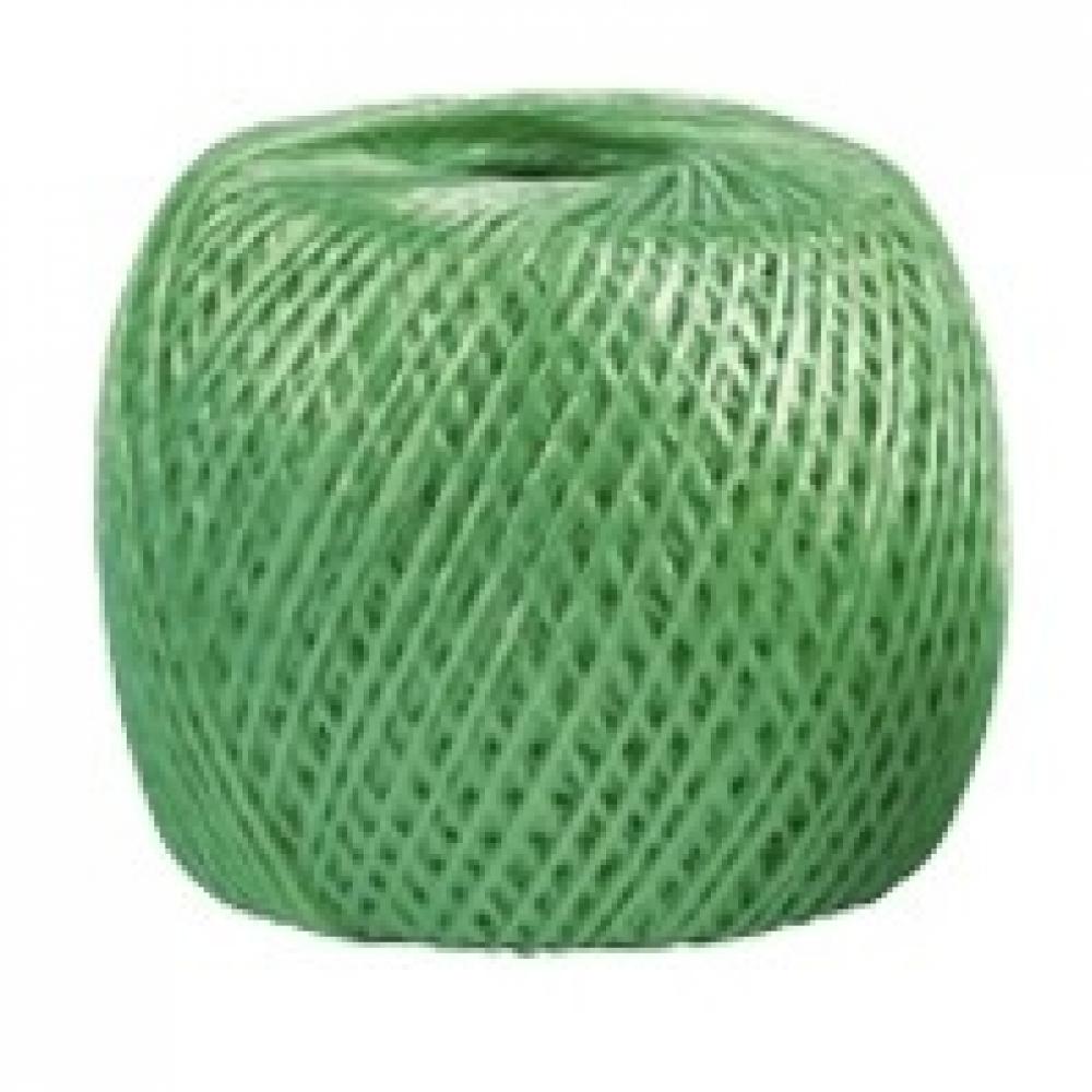 Купить Полипропиленовый шпагат сибртех зеленый, 400 м, 1200 текс 93984