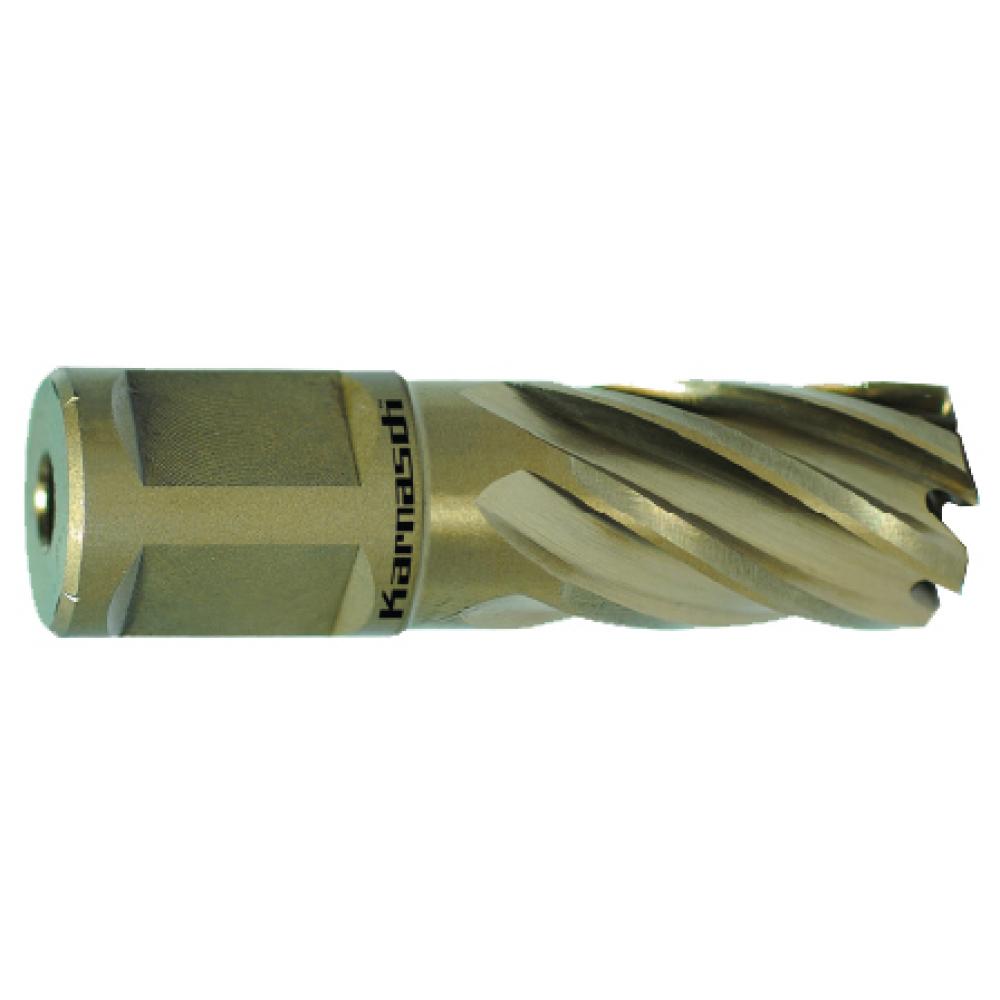 Сверло корончатое gold line (13х30 мм; weldon