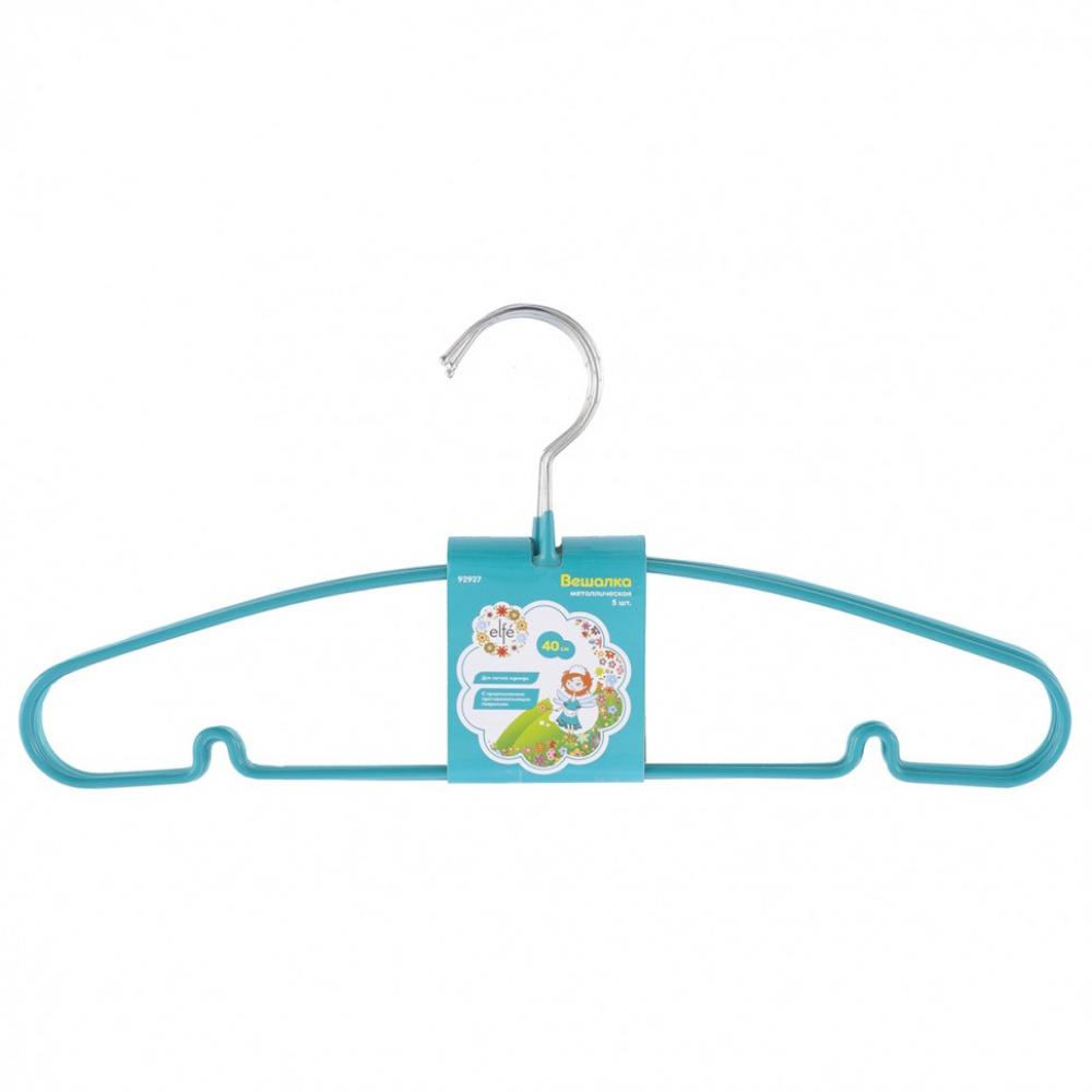 Вешалка для легкой одежды с прорезиненным противоскользящим