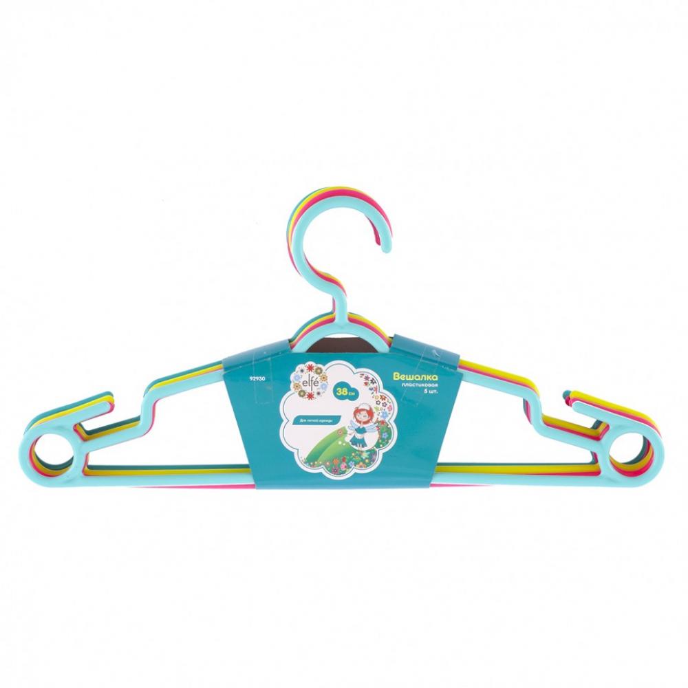 Пластиковая вешалка для легкой одежды elfe