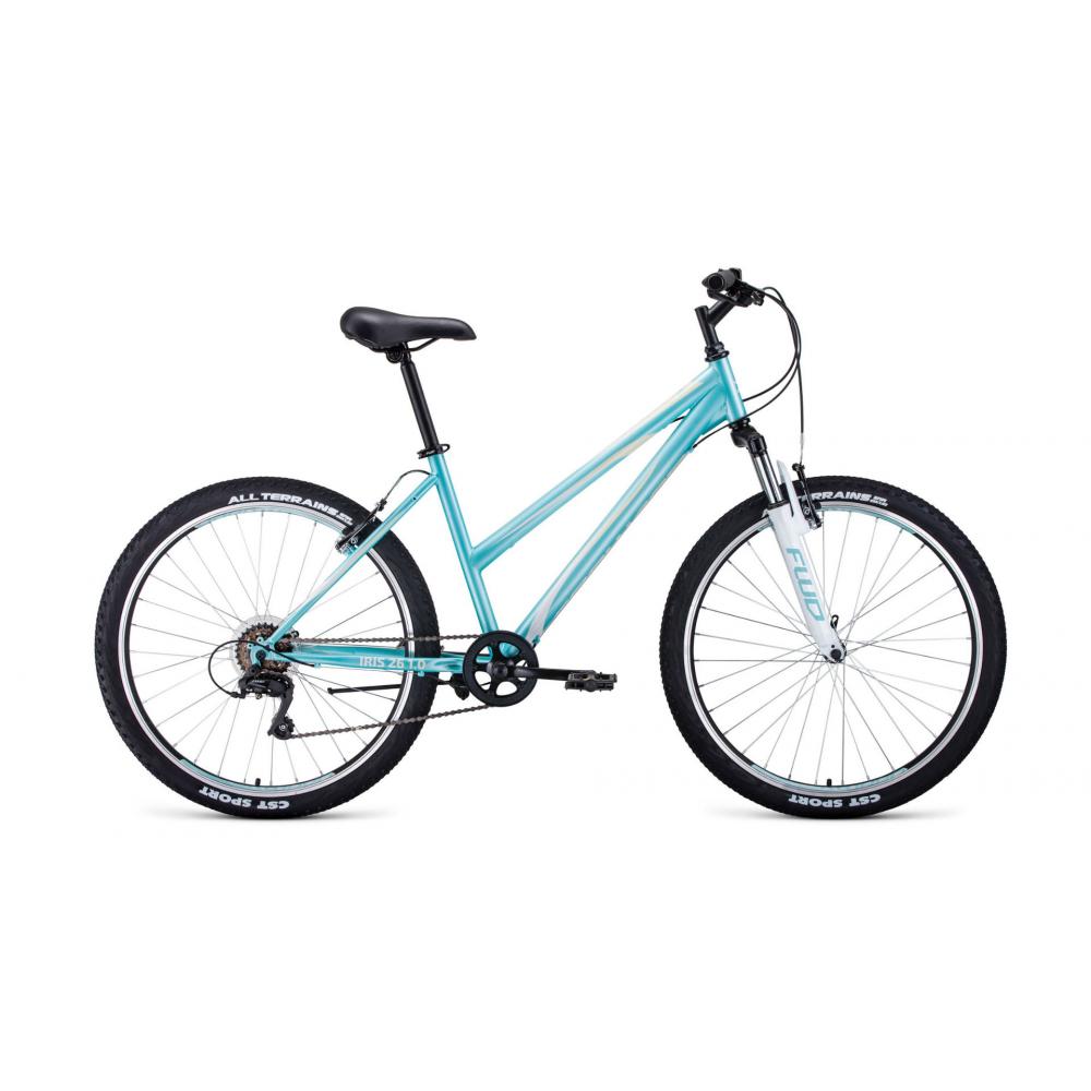 Велосипед forward iris 26 1.0, рост