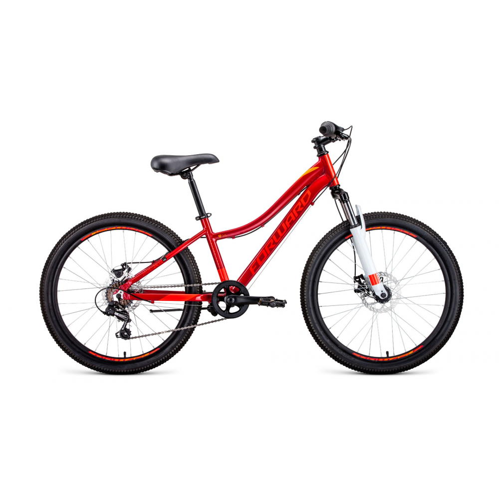 Велосипед forward jade 24 2.0 disc, рост
