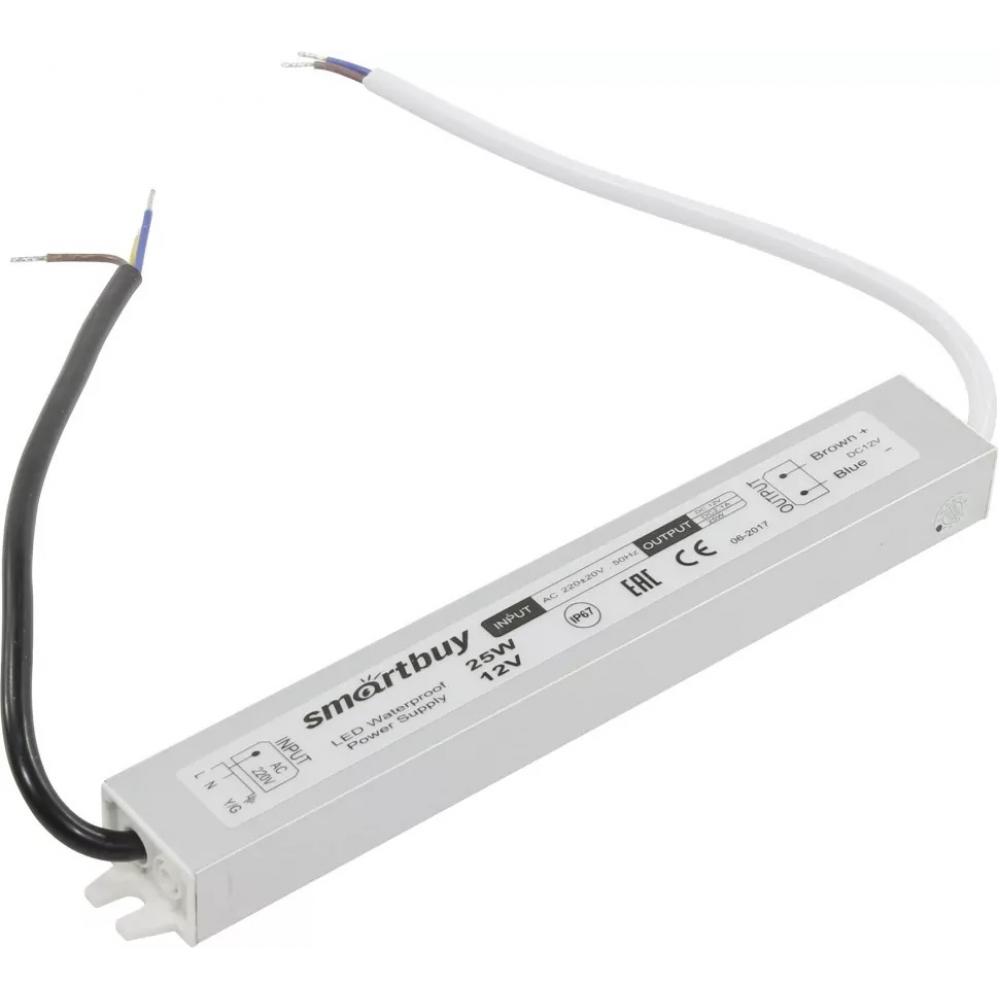 Драйвер smartbuy led ip67 25w для