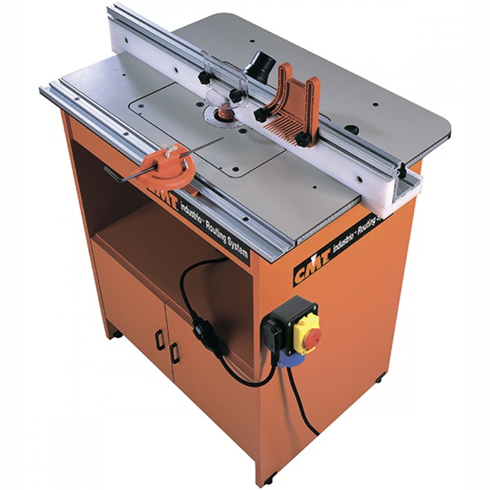 Профессиональный фрезерный стол cmt 800x600x930 мм 999.500.01
