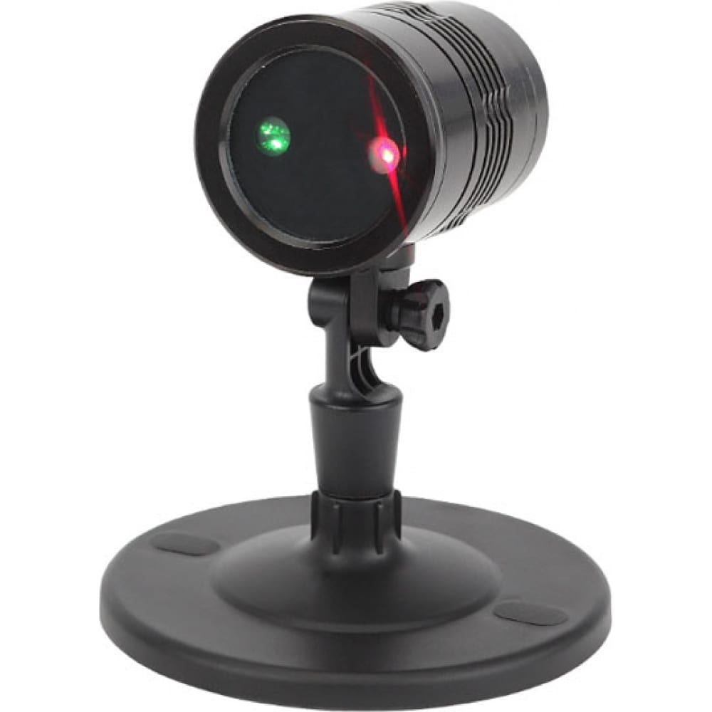 Laser проектор эра eniop01 метеоритный дождь, мультирежим,
