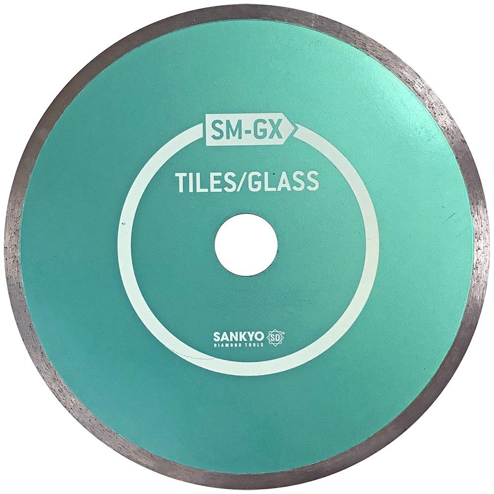 Купить Алмазный диск 230х1, 8х7, 5х25, 4 sm-gx ст. кер. плитка sankyo smgx230300