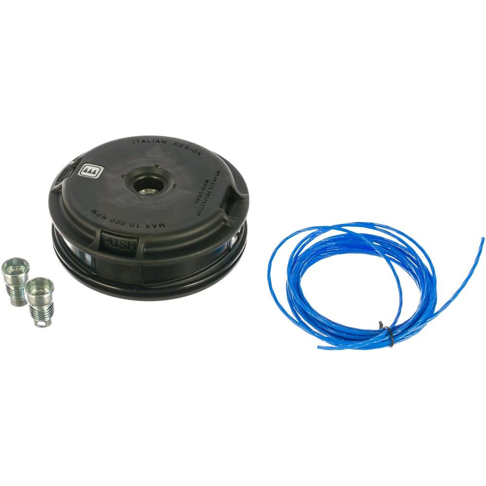 Купить Головка триммерная (гайка м10/м12 х 1, 25; левая) rapid loader 35 echo c6000181