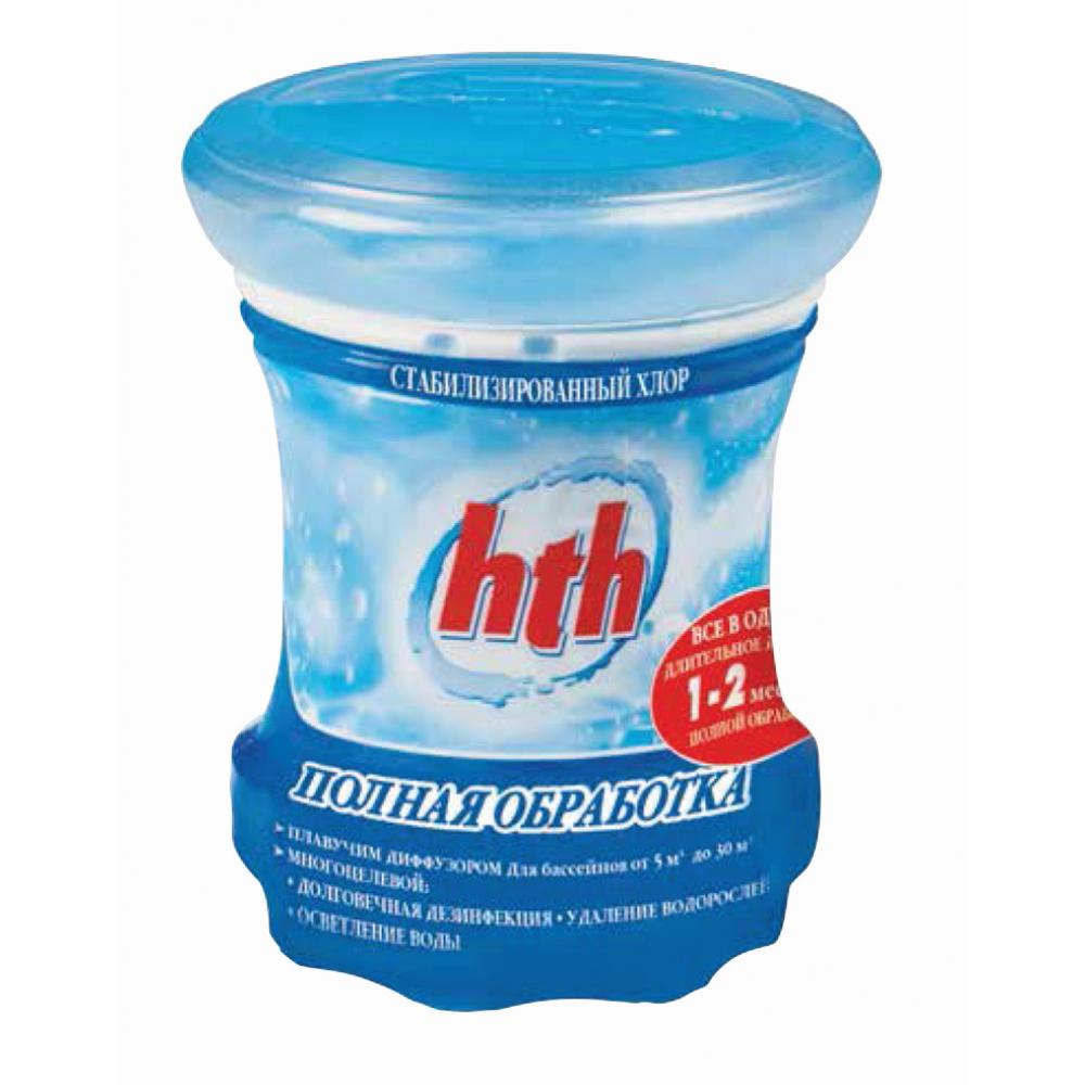 Комплексный препарат hth полная обработка, 750гр. rspf  - купить со скидкой