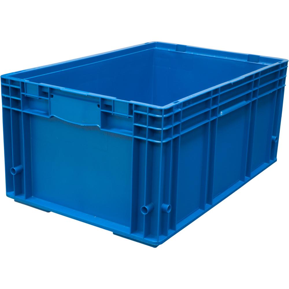 Ящик тара п/п rl klt голубой 6280