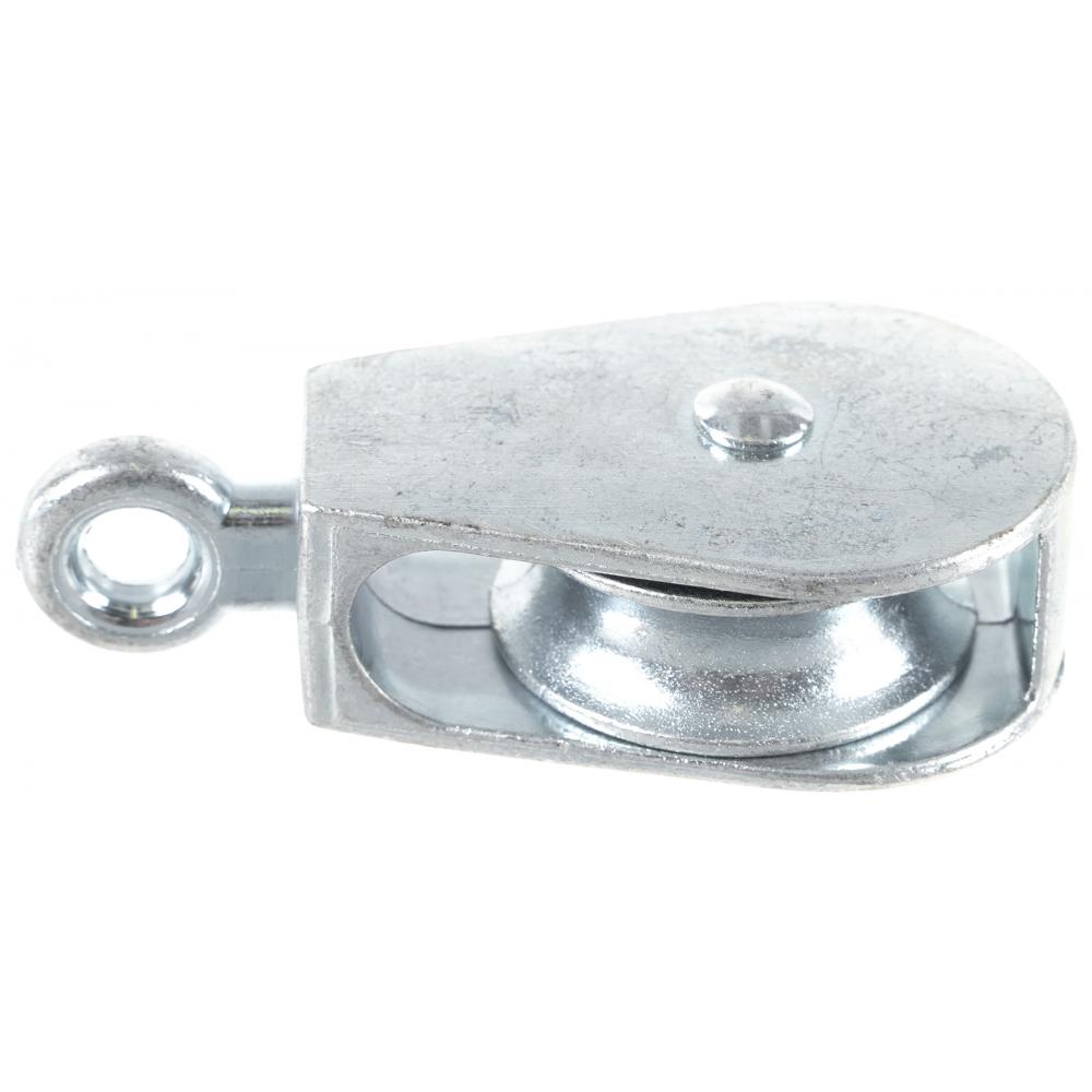Купить Одинарный блок креп-комп шкив металлический 25 миллиметр /7/ 1шт бом25мф