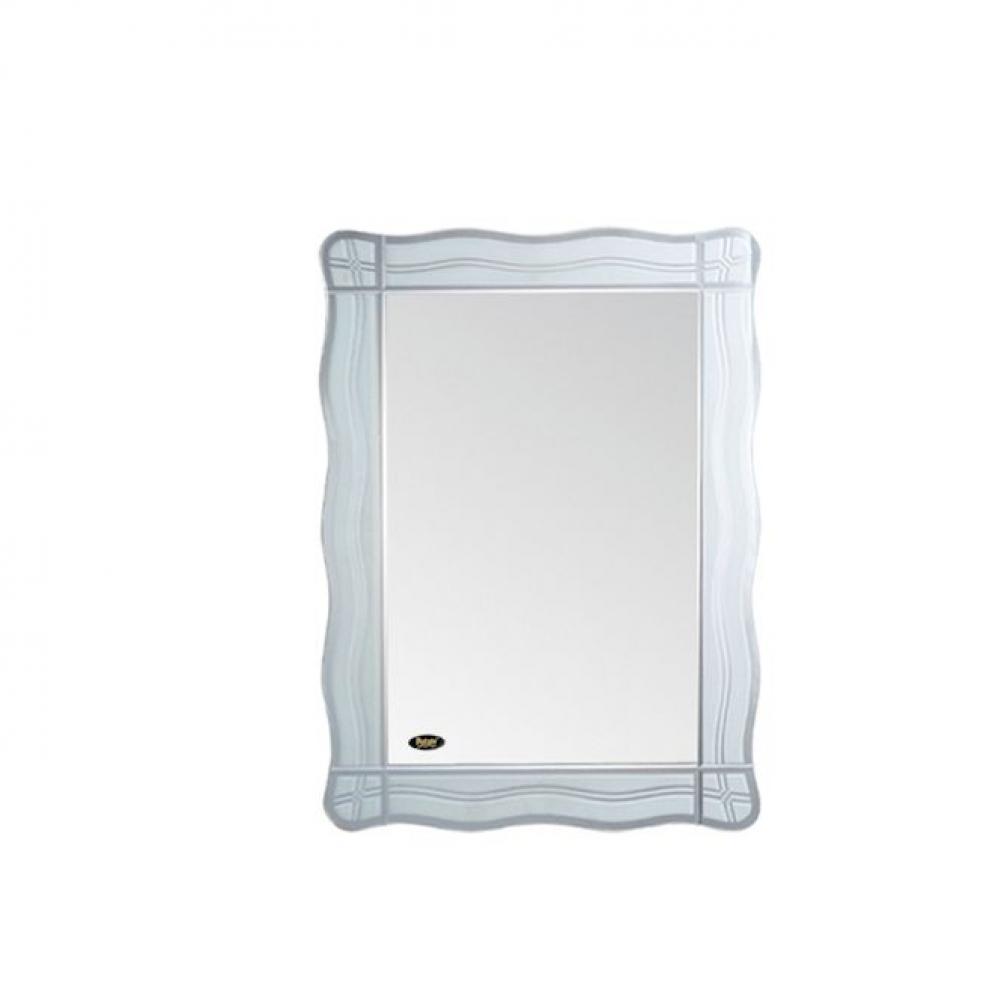 Зеркало potato серебро p704