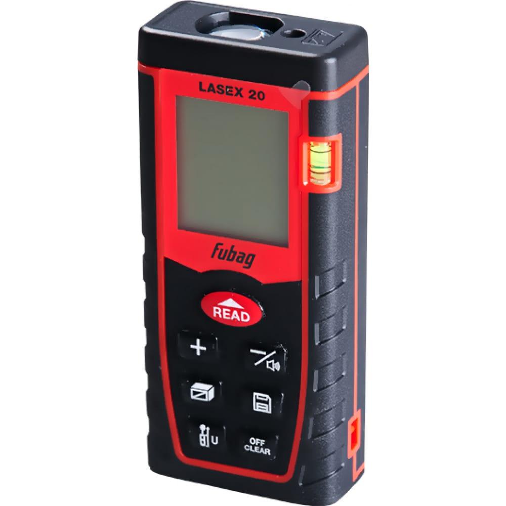 Лазерный дальномер fubag lasex 20 31635