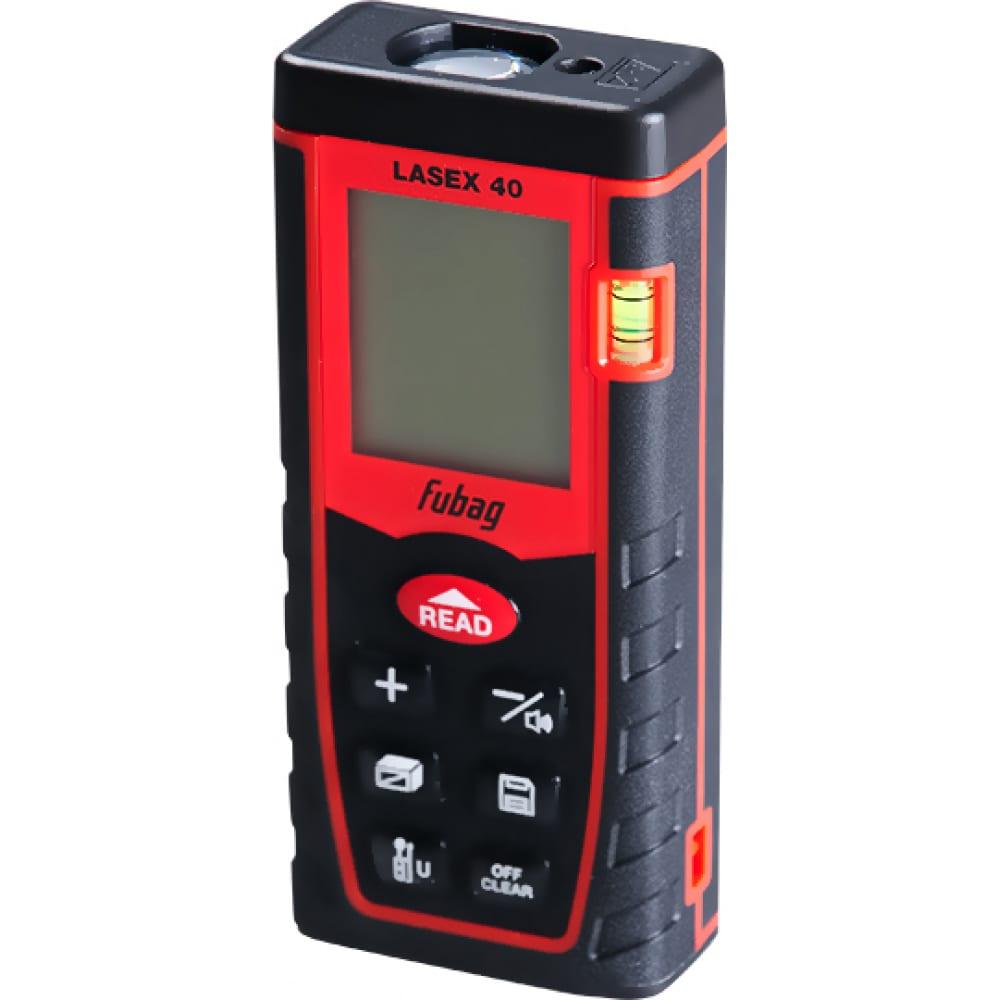 Лазерный дальномер fubag lasex 40 31636