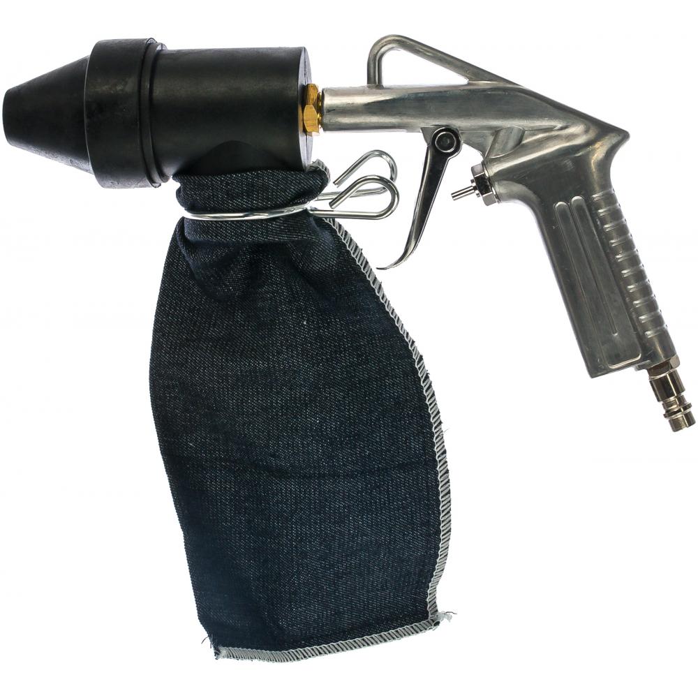 Купить Пескоструйный пистолет voylet ps-10 с системой рециркуляции абразива 005-00188