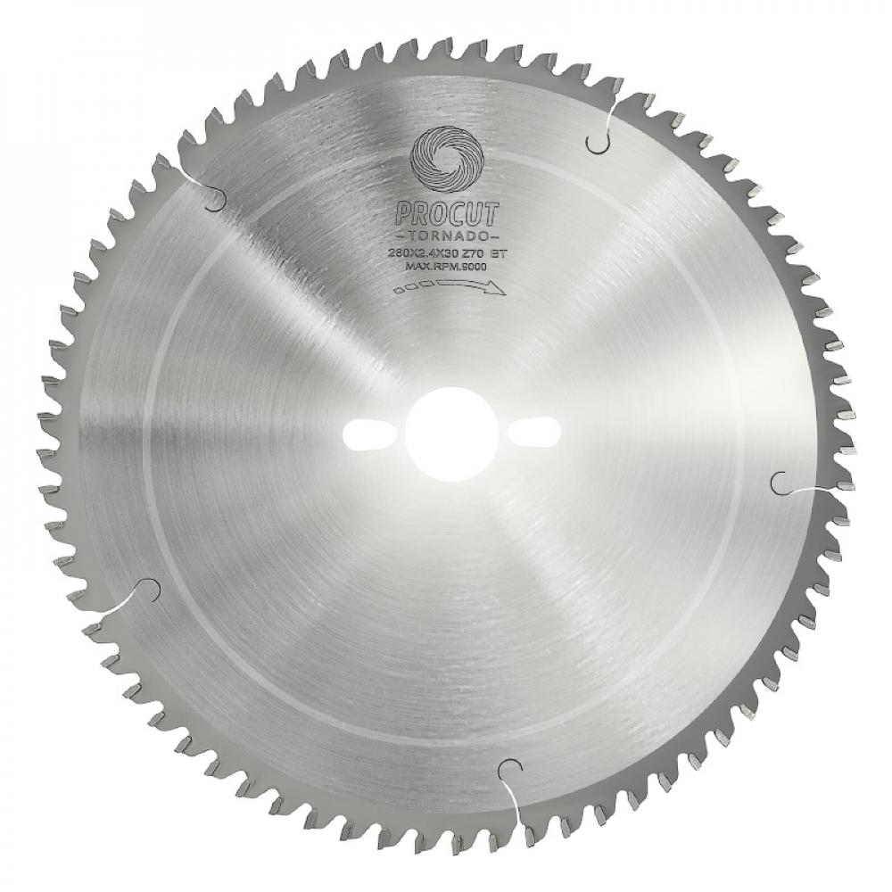 Купить Диск пильный по алюминию (260x30x2.4/2.2 мм; 70z) procut 767.2603070