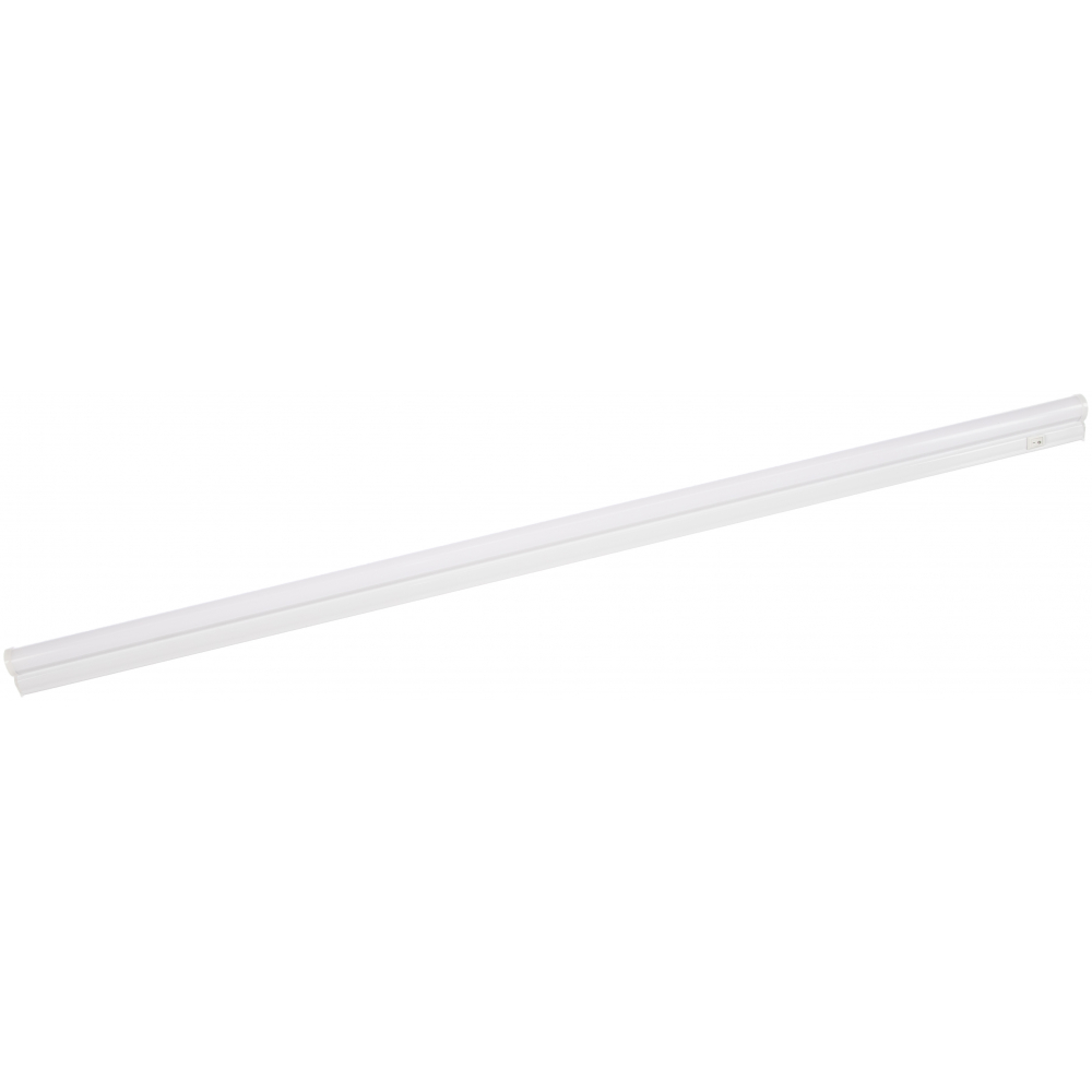 Линейный светильник gauss led tl матовый 12w 3000k 872х25х361000лм 130511112.